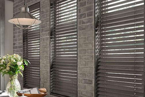 Composite Wood Alloy Blinds